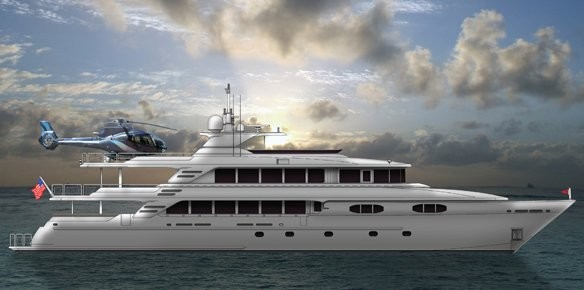 Superyacht Status Quo Launched By Richmond