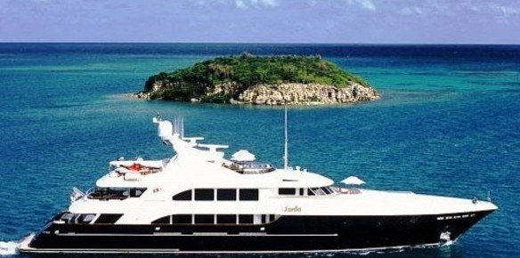 Motor Yacht Chevy Toy For Sale With IYC