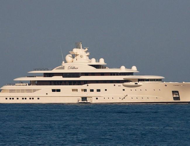Tim Heywood And The World Of Mega Yacht