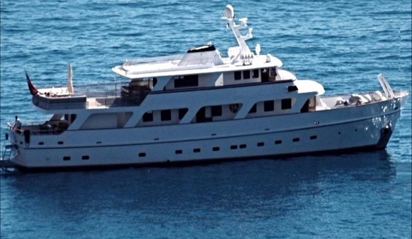 Antares Of Britain Yacht Specifications