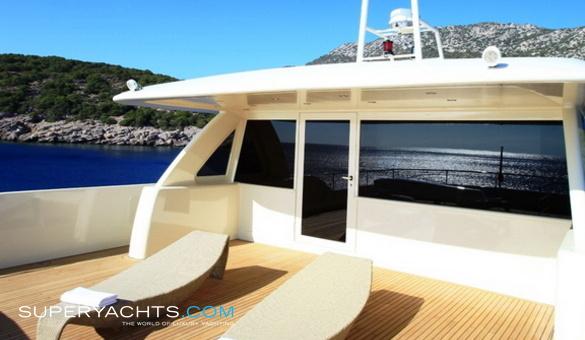 Adagio Yacht Layout Aegean Yacht Motor