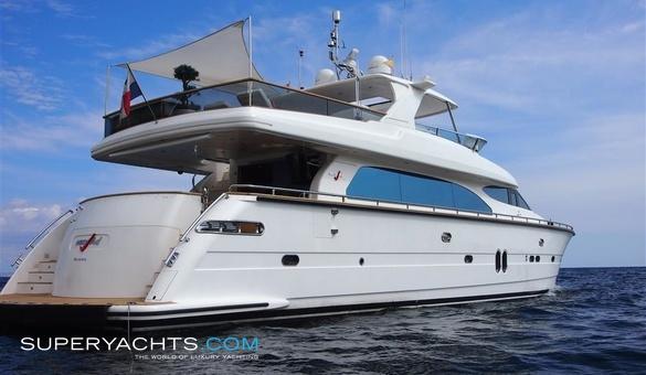 Alela Yacht Specifications Horizon Yachts
