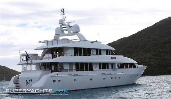 M4 Yacht For Sale Trident Motor Yacht Yacht