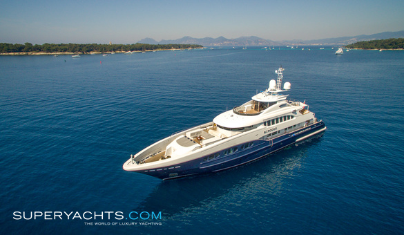 Sirocco Specifications Heesen Yachts Motor
