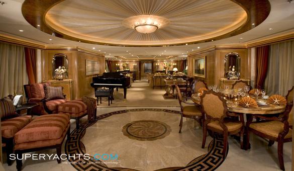 Attessa Luxury Motor Yacht