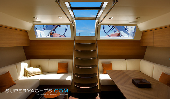 Indio Luxury Sail Yacht