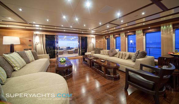 Chayka Turquoise Yachts Motor Yacht