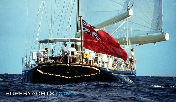 Hetairos Abeking Amp Rasmussen Sail Yacht