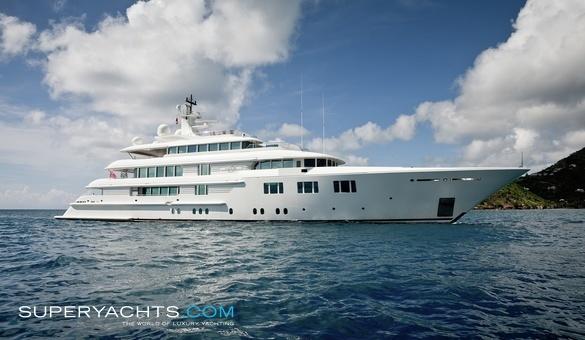 Lady E Amels Motor Yacht