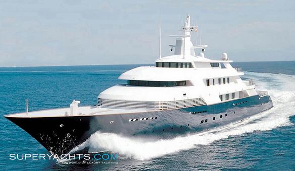 Limitless Lurssen Yachts Motor Yacht
