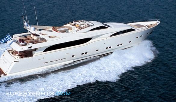 Pandora Custom Line Motor Yacht