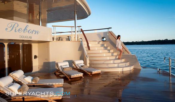 Reborn Amels Motor Yacht