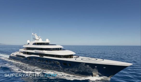 Symphony Feadship Motor Yacht
