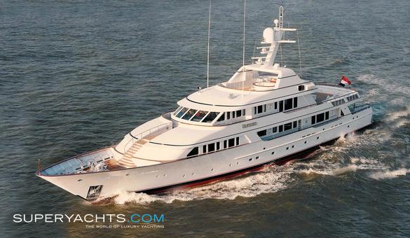 Teleost Feadship Motor Yacht