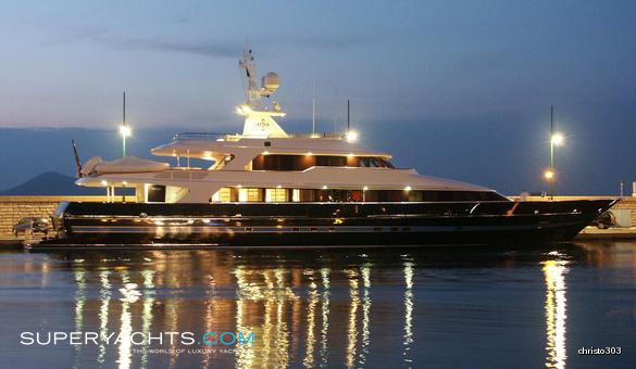 TM Blue One Picchiotti Motor Yacht