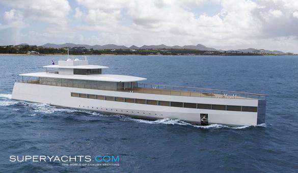 Venus Feadship Motor Yacht
