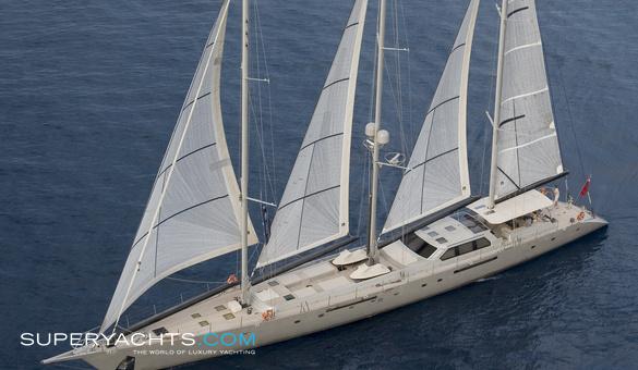 Yamakay CMN Yachts Sail Yacht