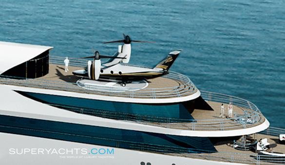 Yas Yacht ADMShipyards Motor Yacht