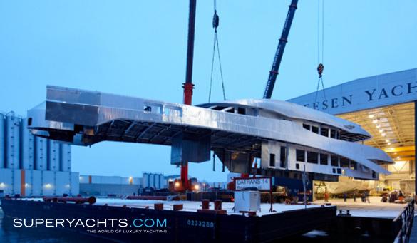 Heesen Yachts Portfolio Yacht Builder Naval