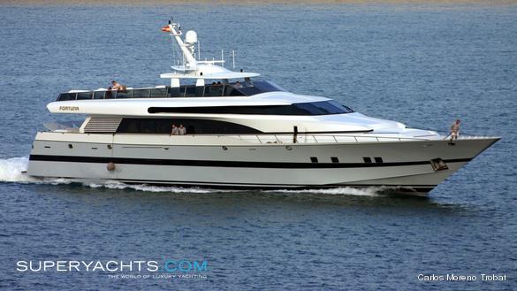 Fortuna Izar Motor Yacht