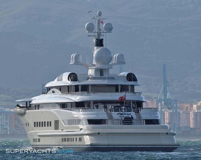 Pelorus Yacht Photos Lurssen Yachts Motor