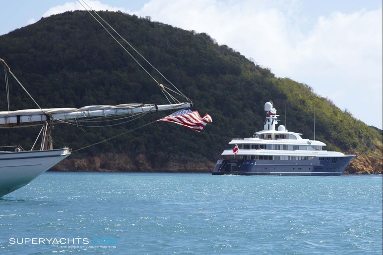 Luxury Motor Yacht Archimedes By Feadship