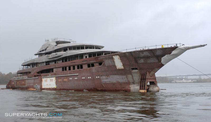 Kismet Photos Lurssen Yachts Motor Yacht