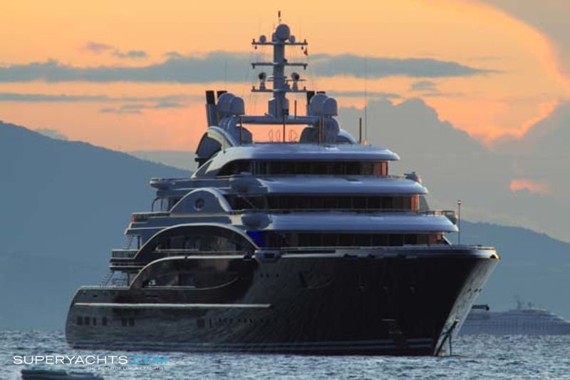 Serene Photos Fincantieri Yachts Motor