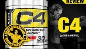 Pré Treino C4 - Cellucor