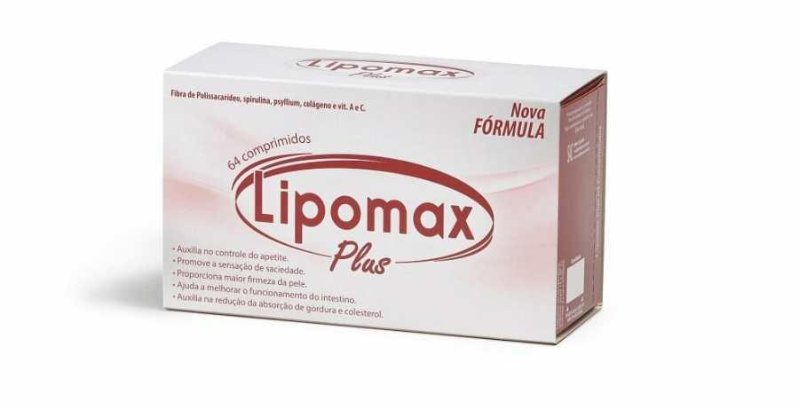 Lipomax Plus Emagrece mesmo