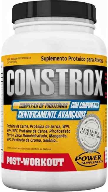 Constrox - Suplementos Alimentares para Ganhar Massa Rapidamente