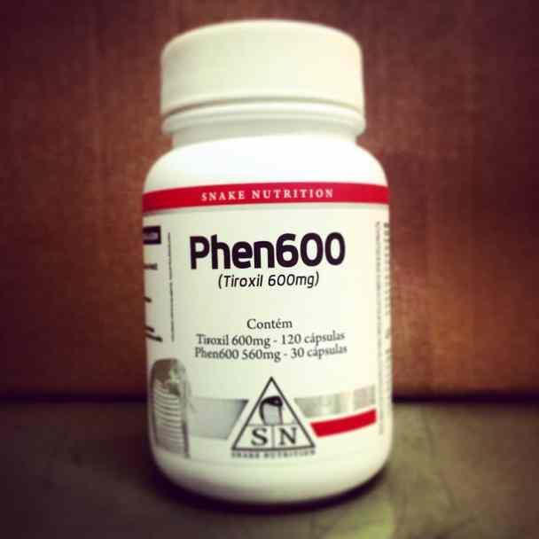 Phen600 da Snake Nutrition
