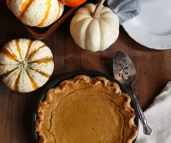 Pumpkin Buttermilk Pie - Supper With Michelle