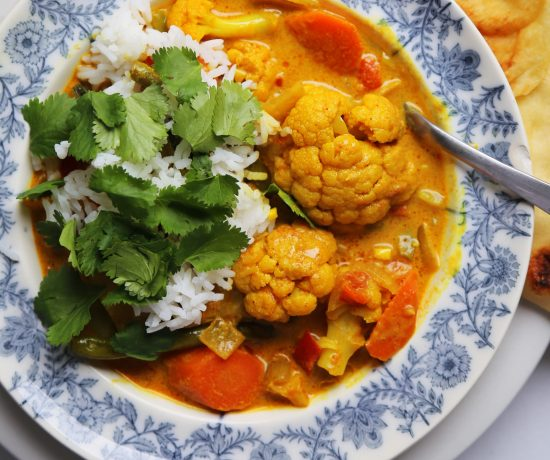 Vegetable Curry by Supper With Michelle