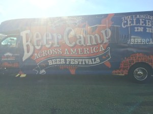BeerCamp bus... Drool!