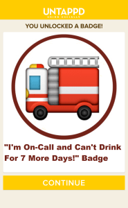 on-call-badge