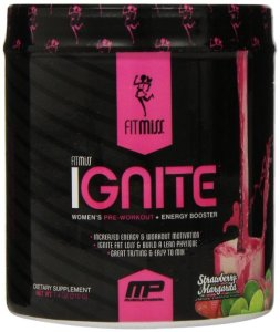 fit miss ignite womens pre-workout