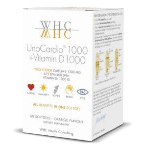 whc unocardio fish oil
