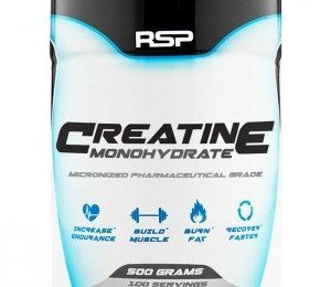 RSP Nutrition Creatine Monohydrate