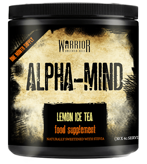 WARRIOR ALPHA-MIND