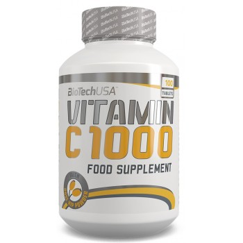 BioTech USA Vitamin C