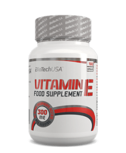 BioTech USA Vitamin E
