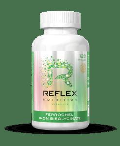 Reflex Nutrition Ferrochel Iron Bisglycinate 120 cap