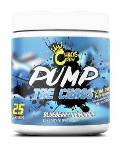 Chaos Crew Bring the Pump