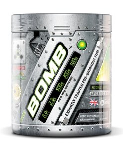 Chemical Warfare The Bomb Pre Workout