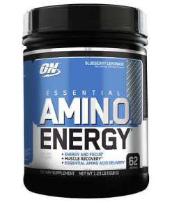 amino energy blueberry lemonade
