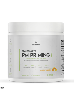 Pm Priming Stack