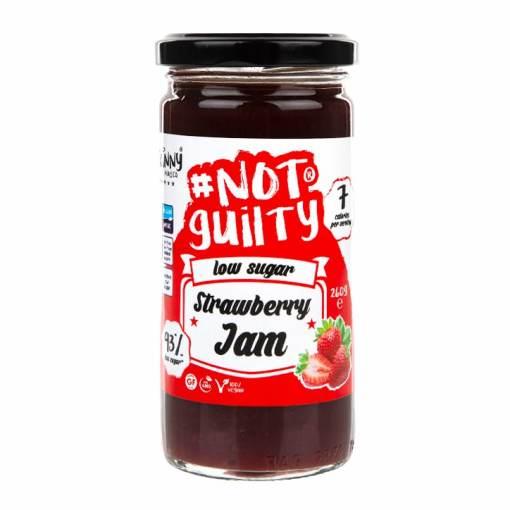 low sugar jam