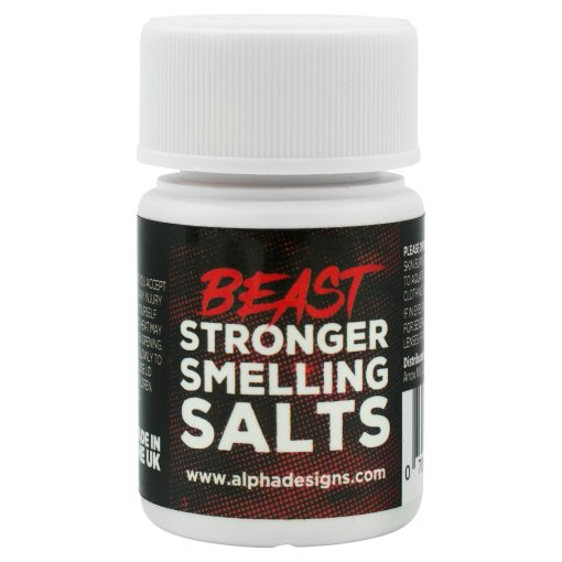 Stronger Smelling Salts