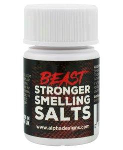 Stronger Smelling Salts